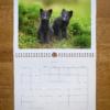 kalender med veckor